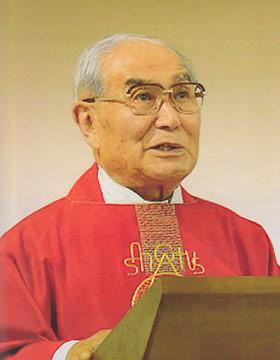藤岡 和滋神父