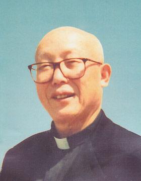 市川 嘉男神父