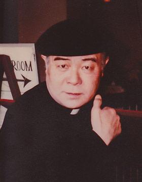 小林 五郎神父